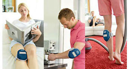 BlueControl domowe urządzenie UV do leczenia łuszczycy