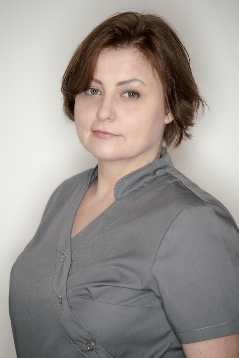 Blanka Chlebowska-Saniuk masażystka
